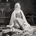 Silent Film Still: Woman by Granger