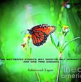 14- The Butterfly by Joseph Keane
