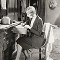 Silent Film Still: Woman by Granger