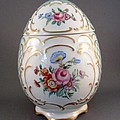 1544 German  Egg Box by Wilma Manhardt