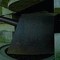 15cm German Naval Gun by Jan W Faul