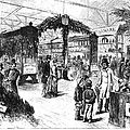 Centennial Fair, 1876 by Granger