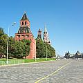 Moscow Kremlin by Igor Sinitsyn