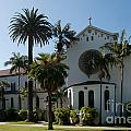 Santa Barbara by Carol Ailles