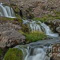 Waterfall by Jorgen Norgaard