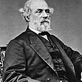 Robert E. Lee (1807-1870) by Granger
