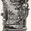 1731 Johann Scheuchzer Creation Of Man by Paul D Stewart