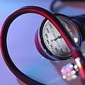 Blood Pressure Gauge by Tek Image