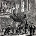 1830 Montagu House Natural History Museum by Paul D Stewart