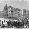 1866 Race Riot In New Orleans Was One by Everett