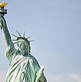 Statue Of Liberty by Theodore Jones