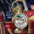 1907 Stanley Steamer - Lantern by Kaye Menner