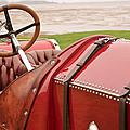 1911 Fiat S61 Steering Wheel by Jill Reger