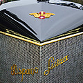 1912 Hispano-suiza 15-45 Hp Alfonso Xiii Jaquot Torpedo Grille by Jill Reger
