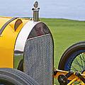 1914 Mercer Model 45 Race Car Grille by Jill Reger