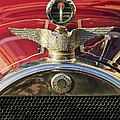 1915 Brewster-knight Model 41 Landaulet Hood Ornament 2 by Jill Reger