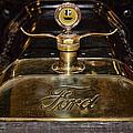 1915 Model-t Ford Hood Ornament by Douglas Barnard