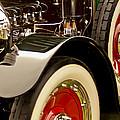 1919 Mcfarlan Type 125 Touring Engine by Jill Reger