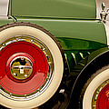 1919 Mcfarlan Type 125 Touring by Jill Reger