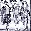 1920s Styles by Mel Thompson