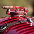 1929 Birkin Blower Bentley Hood Ornament by Jill Reger