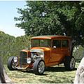 1929 Ford Butter Scorch Orange by Jack Pumphrey