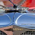 1930 Duesenberg Model J Lwb Dual Cowl Phaeton Hood Ornament by Jill Reger
