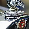 1931 American Austin Roadster Hood Ornament by Jill Reger