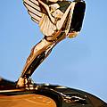 1931 Cord L-29 Legrande Speedster Hood Ornament 5 by Jill Reger