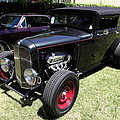 1931 Ford Victoria . 5d16454 by Wingsdomain Art and Photography