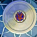 1931 Stutz Dv-32 Convertible Sedan Wheel Emblem by Jill Reger