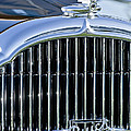 1932 Buick Series 60 Phaeton Grille by Jill Reger