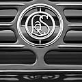 1932 Cadillac Lasalle Emblem 2 by Jill Reger