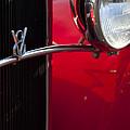 1932 Ford Roadster Grille by Jill Reger