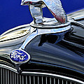1932 Ford V8 Hood Ornament by Jill Reger