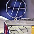 1932 Hupmobile Custom Roadster Hood Ornament by Jill Reger