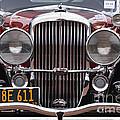 1933 Duesenberg Model J - D008167 by Daniel Dempster