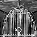 1935 Bugatti Type 57 Roadster Grille 2 by Jill Reger