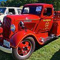 1935 Dodge Firetruck by Mark Dodd