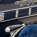 1935 Reo Speed Wagon 6ap Pickup  by Jill Reger