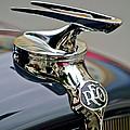 1935 Reo Speedwagon Pickup Hood Ornament by Jill Reger
