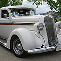 1936 Plymouth by John Greaves