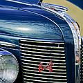 1937 Buick Hood Ornament by Jill Reger