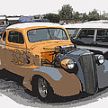 1937 Chevy Coupe by Steve McKinzie