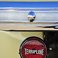 1937 Hudson Terraplane Pickup Truck Taillight by Jill Reger