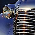 1938 Chevrolet Grille by Jill Reger