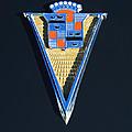 1940 Cadillac Emblem by Jill Reger