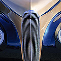 1940 Cadillac Lasalle Convertible Grille by Jill Reger