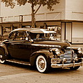 1940 Chevrolet Special Deluxe - Sepia by Randall Thomas Stone