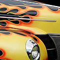 1940 Flames by Steve McKinzie